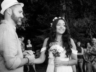 Le mariage de Brenda et Romain