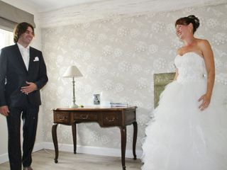 Le mariage de Carole et Benoît 1