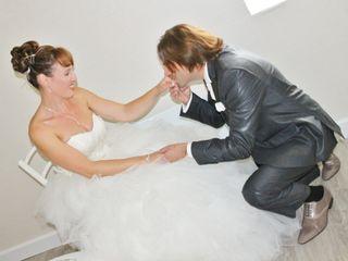 Le mariage de Carole et Benoît