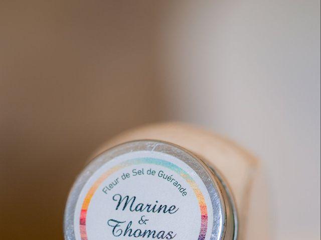 Le mariage de Marine et Thomas à La Baule-Escoublac, Loire Atlantique 6
