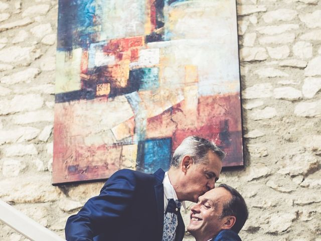 Le mariage de Laurent et Philippe à La Chapelle-Gauthier, Seine-et-Marne 1