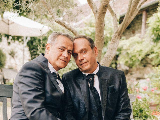 Le mariage de Laurent et Philippe à La Chapelle-Gauthier, Seine-et-Marne 20