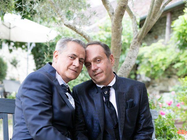 Le mariage de Laurent et Philippe à La Chapelle-Gauthier, Seine-et-Marne 21