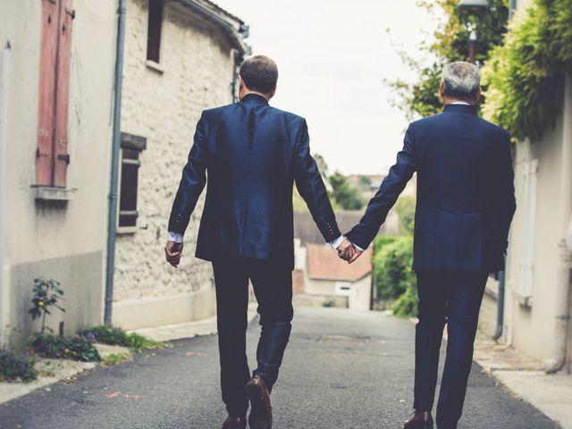 Le mariage de Laurent et Philippe à La Chapelle-Gauthier, Seine-et-Marne 2
