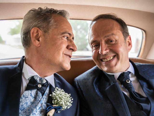 Le mariage de Laurent et Philippe à La Chapelle-Gauthier, Seine-et-Marne 35