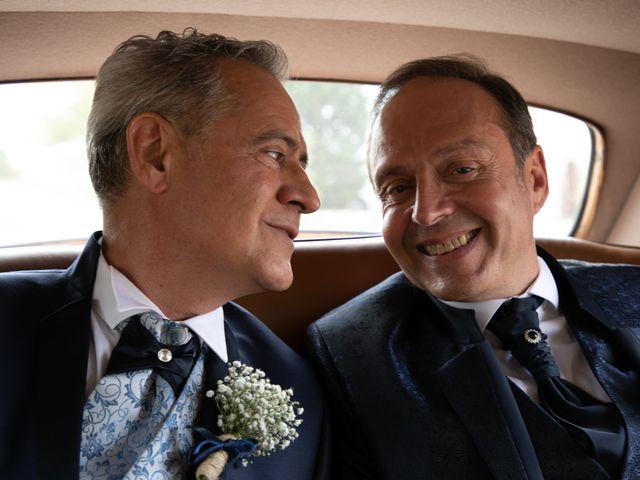 Le mariage de Laurent et Philippe à La Chapelle-Gauthier, Seine-et-Marne 36