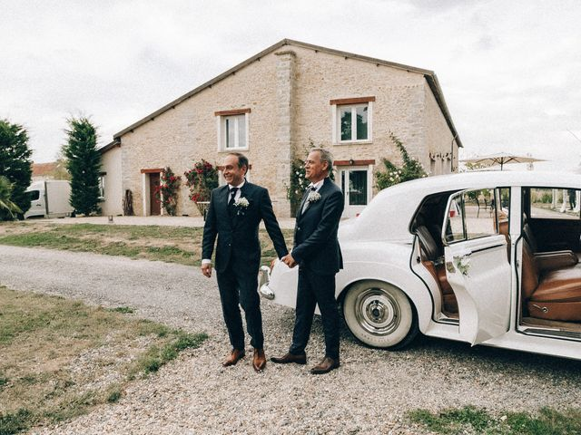 Le mariage de Laurent et Philippe à La Chapelle-Gauthier, Seine-et-Marne 37