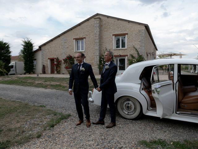 Le mariage de Laurent et Philippe à La Chapelle-Gauthier, Seine-et-Marne 38