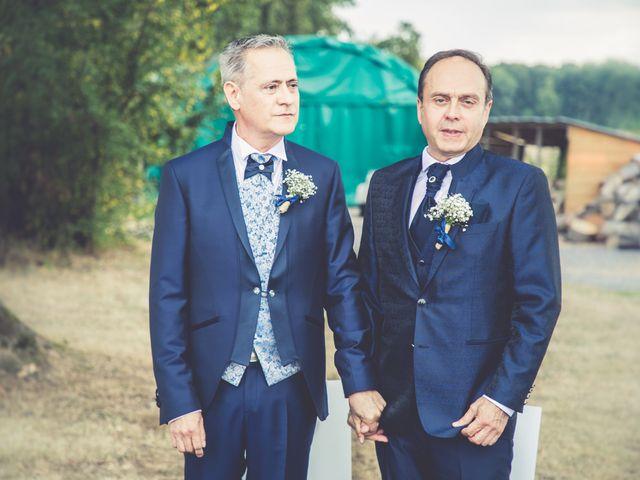 Le mariage de Laurent et Philippe à La Chapelle-Gauthier, Seine-et-Marne 39