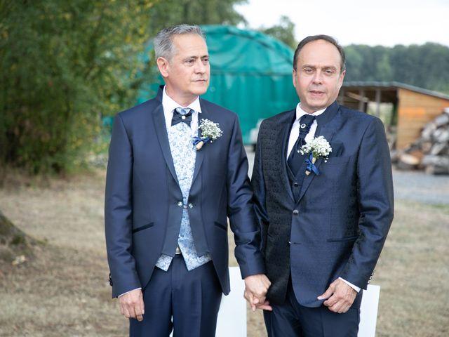 Le mariage de Laurent et Philippe à La Chapelle-Gauthier, Seine-et-Marne 40
