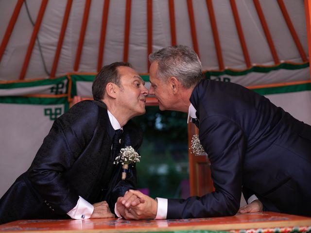 Le mariage de Laurent et Philippe à La Chapelle-Gauthier, Seine-et-Marne 52