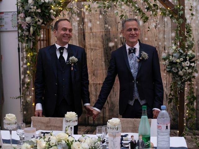Le mariage de Laurent et Philippe à La Chapelle-Gauthier, Seine-et-Marne 61