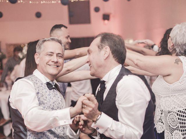 Le mariage de Laurent et Philippe à La Chapelle-Gauthier, Seine-et-Marne 80