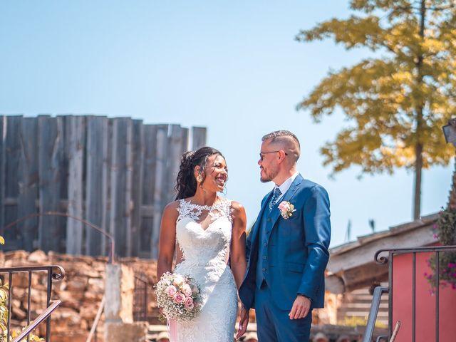 Le mariage de Ricardo et Vanessa à Charnay, Rhône 10