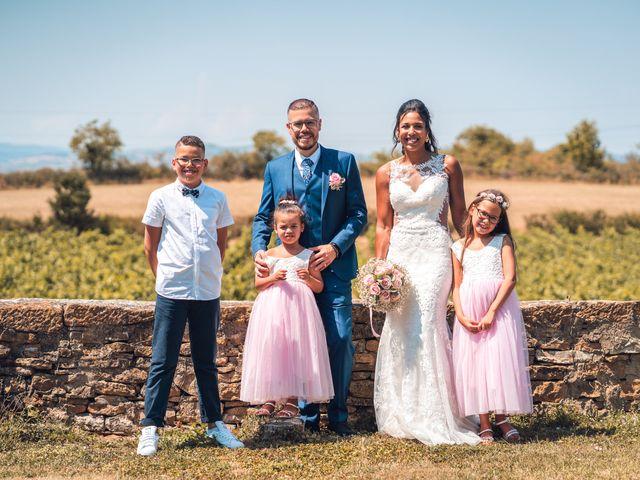 Le mariage de Ricardo et Vanessa à Charnay, Rhône 12