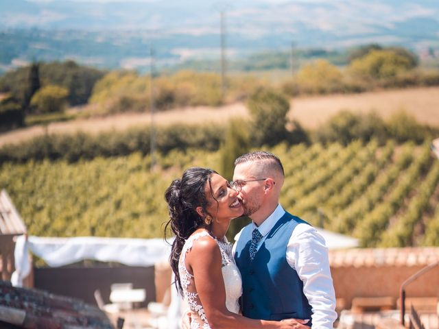 Le mariage de Ricardo et Vanessa à Charnay, Rhône 13