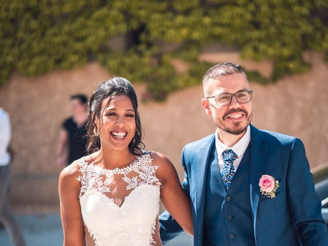Le mariage de Ricardo et Vanessa à Charnay, Rhône 14