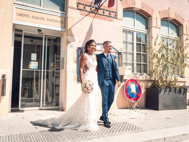 Le mariage de Ricardo et Vanessa à Charnay, Rhône 16