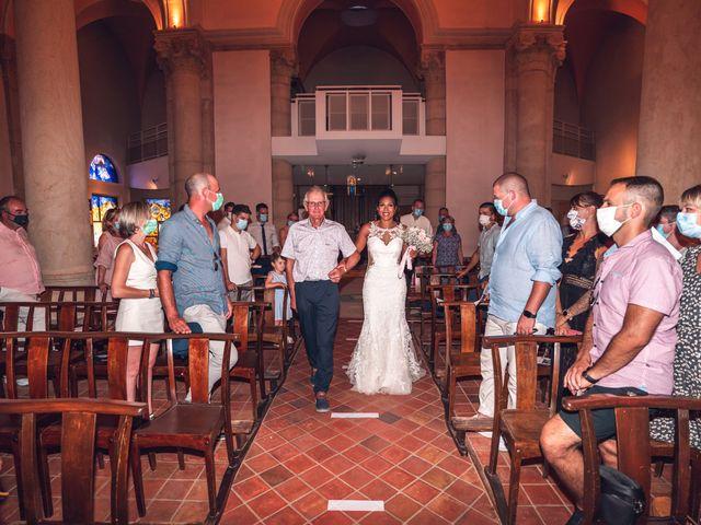 Le mariage de Ricardo et Vanessa à Charnay, Rhône 17