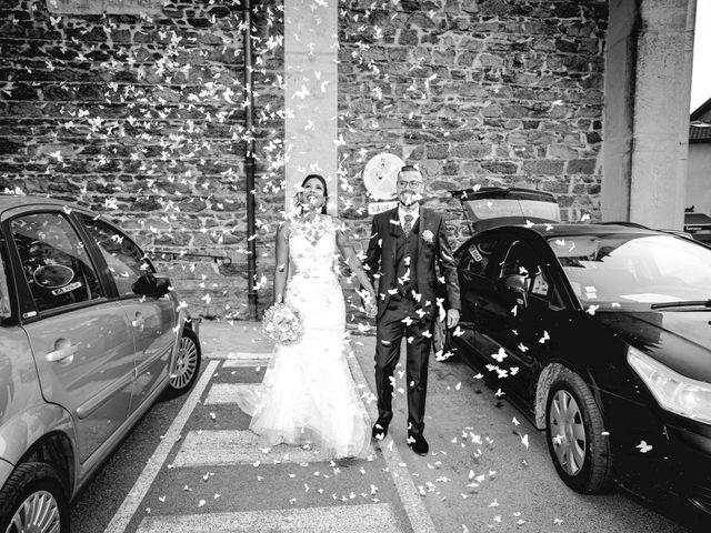 Le mariage de Ricardo et Vanessa à Charnay, Rhône 20