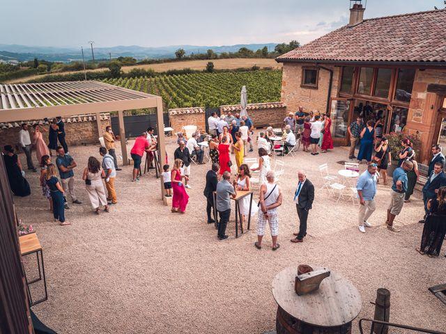 Le mariage de Ricardo et Vanessa à Charnay, Rhône 22