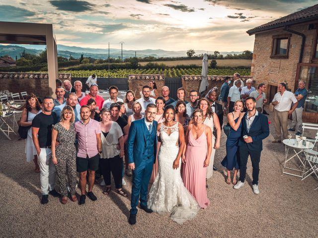 Le mariage de Ricardo et Vanessa à Charnay, Rhône 24
