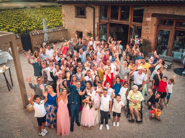 Le mariage de Ricardo et Vanessa à Charnay, Rhône 27