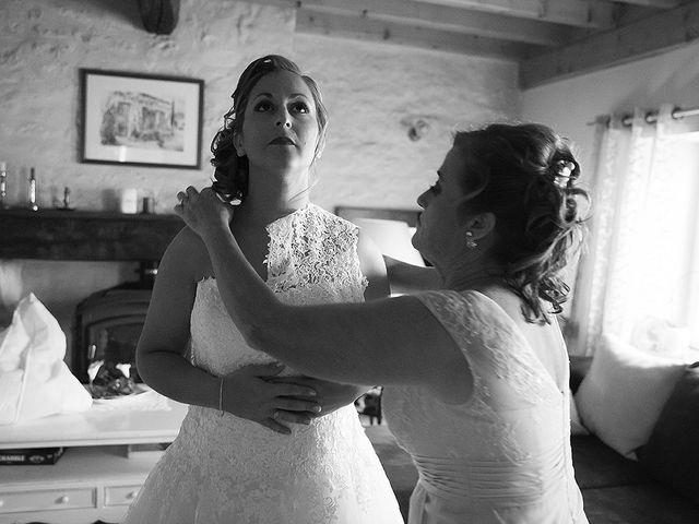 Le mariage de Benjamin et Amélie à Fontaine-Chalendray, Charente Maritime 17