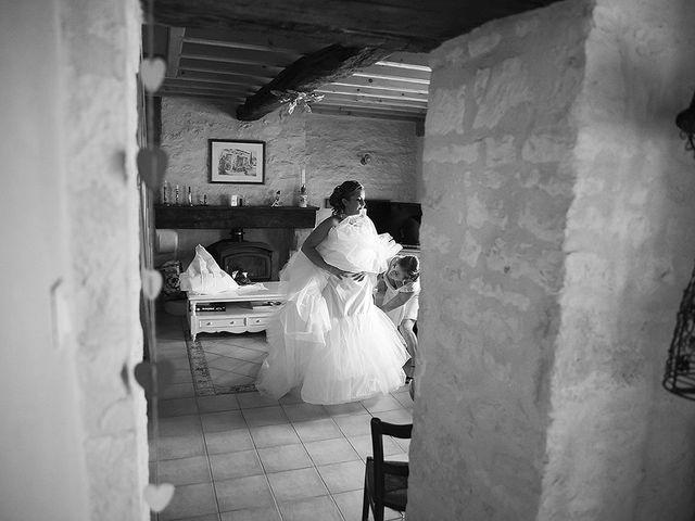 Le mariage de Benjamin et Amélie à Fontaine-Chalendray, Charente Maritime 19