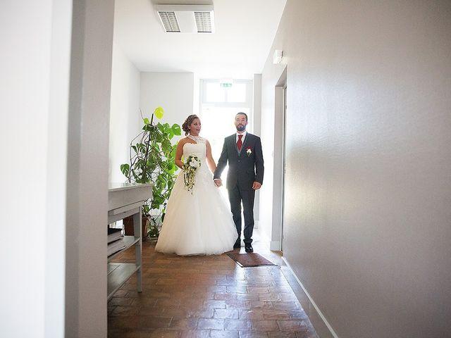 Le mariage de Benjamin et Amélie à Fontaine-Chalendray, Charente Maritime 38