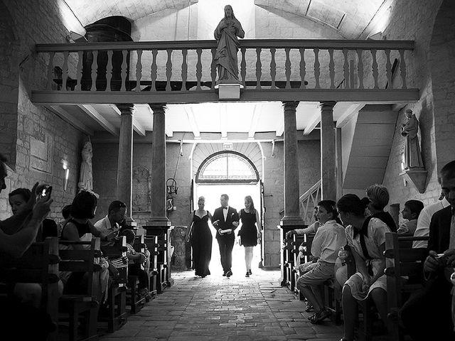 Le mariage de Benjamin et Amélie à Fontaine-Chalendray, Charente Maritime 43