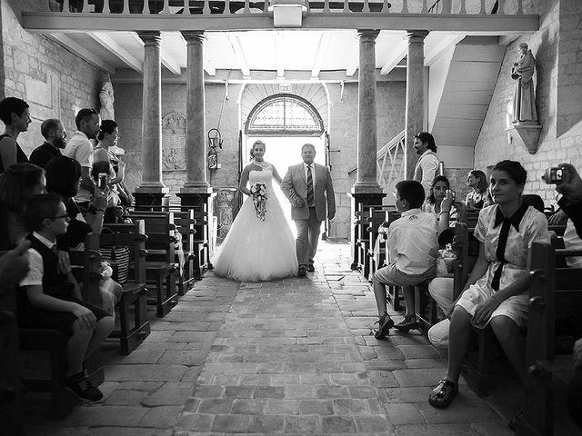 Le mariage de Benjamin et Amélie à Fontaine-Chalendray, Charente Maritime 45