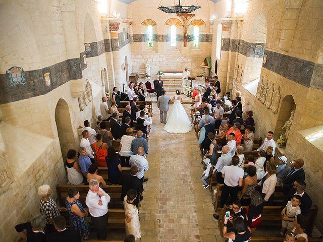 Le mariage de Benjamin et Amélie à Fontaine-Chalendray, Charente Maritime 46