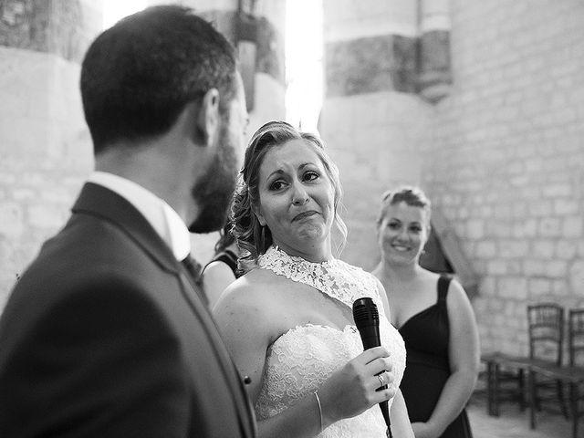 Le mariage de Benjamin et Amélie à Fontaine-Chalendray, Charente Maritime 50