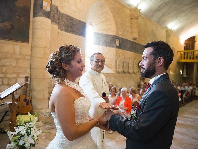 Le mariage de Benjamin et Amélie à Fontaine-Chalendray, Charente Maritime 51