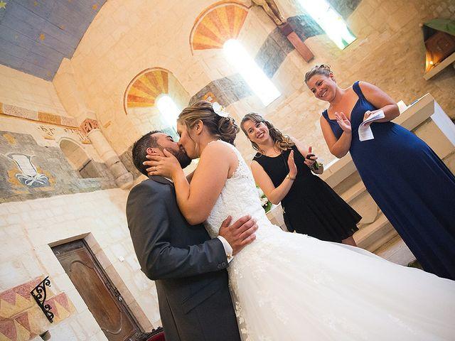 Le mariage de Benjamin et Amélie à Fontaine-Chalendray, Charente Maritime 52