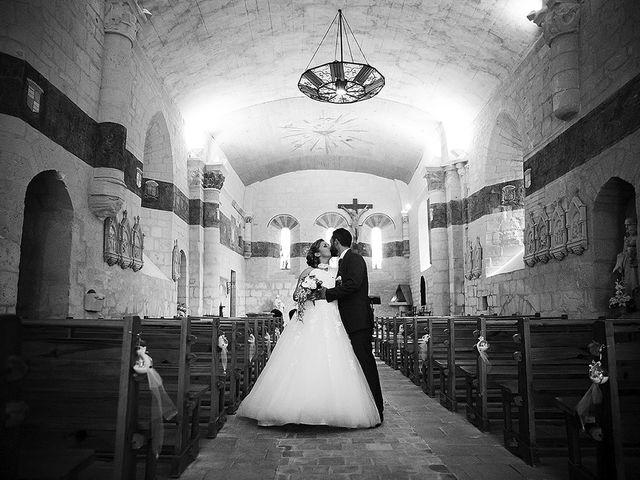 Le mariage de Benjamin et Amélie à Fontaine-Chalendray, Charente Maritime 53