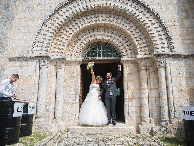 Le mariage de Benjamin et Amélie à Fontaine-Chalendray, Charente Maritime 54