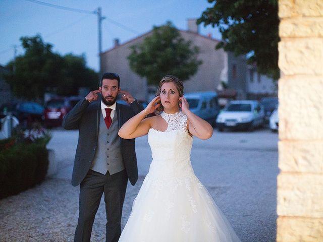 Le mariage de Benjamin et Amélie à Fontaine-Chalendray, Charente Maritime 82