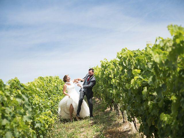 Le mariage de Benjamin et Amélie à Fontaine-Chalendray, Charente Maritime 102