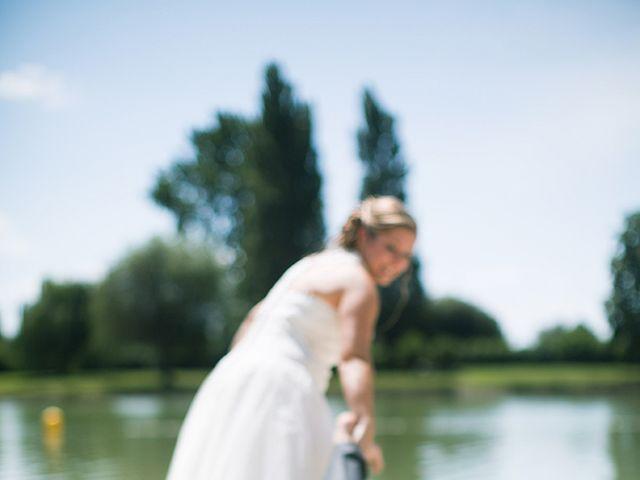 Le mariage de Benjamin et Amélie à Fontaine-Chalendray, Charente Maritime 112
