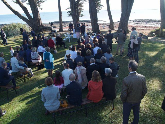 Le mariage de Philippe et Alexandra à Sarzeau, Morbihan 6