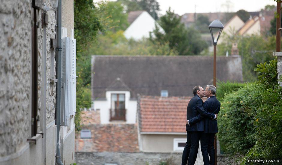 Le mariage de Laurent et Philippe à La Chapelle-Gauthier, Seine-et-Marne