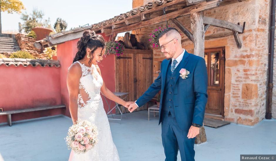 Le mariage de Ricardo et Vanessa à Charnay, Rhône