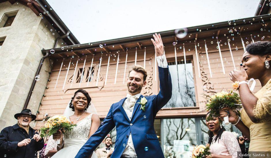 Le mariage de Adrien et Linda à Ambilly, Haute-Savoie