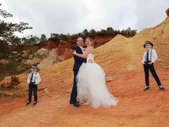 Le mariage de Pamela et Julien
