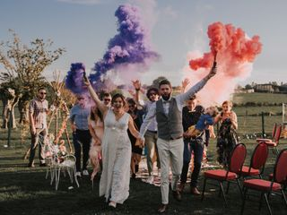 Le mariage de Marie et Sébastien
