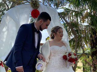 Le mariage de Emmanuelle  et Johnny  3