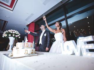 Le mariage de Virginia et David