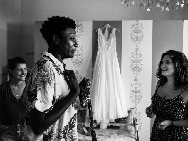 Le mariage de Antoine et Emlie à Saint-Lon-les-Mines, Landes 4